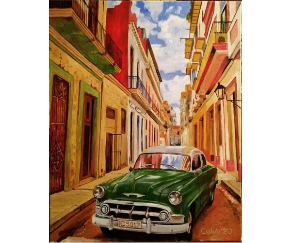 Картина «Куба далека. Куба рядом»